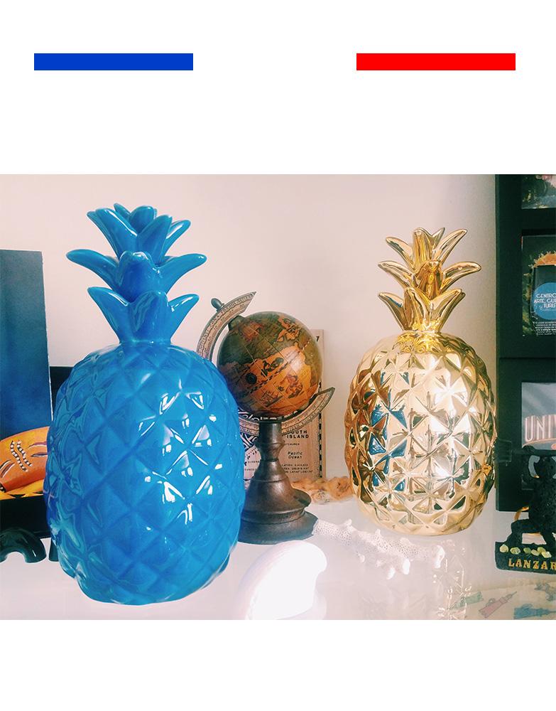 ananas-decoration